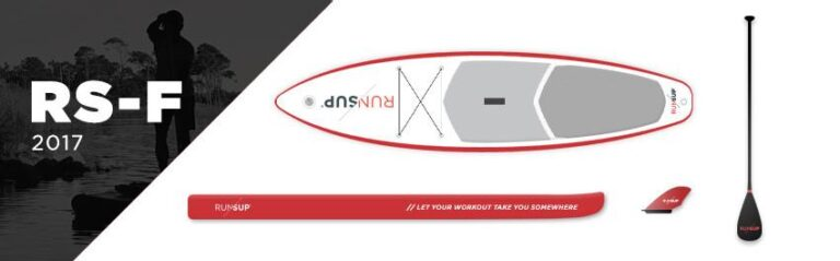 RUN/SUP Releases New RS-F Model