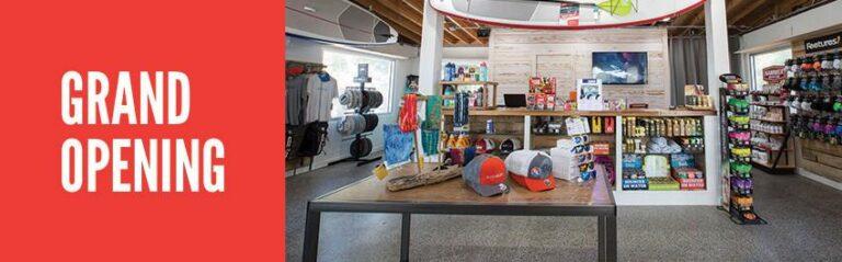 RUN/SUP Store Grand Opening