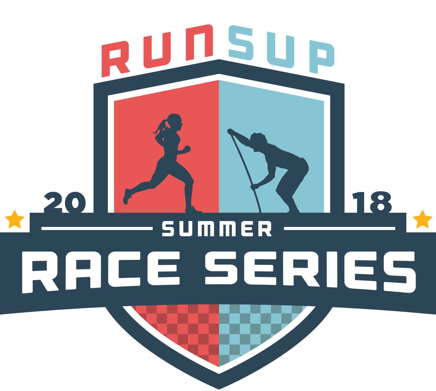 2018 RUNSUP Summer Race Series