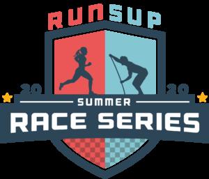 2020 RUN/SUP Summer Race Series Logo