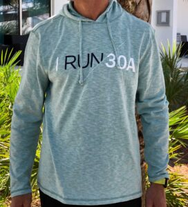 I Run 30A sweatshirt