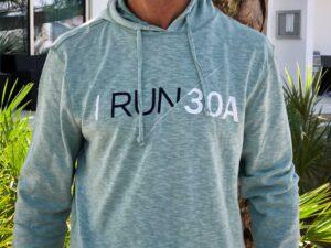 I Run 30A sweatshirt