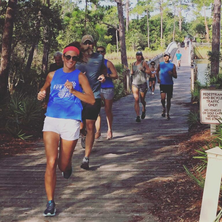 Join us for the RUN/SUP 2018 Holiday Race Series