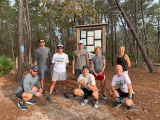 Trail Run Fun on Florida's 30A