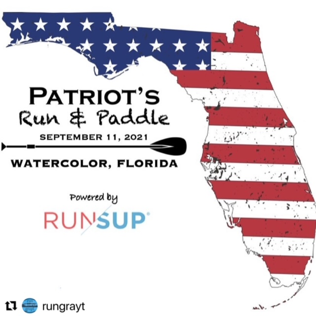 The Patriot's Run & Paddle