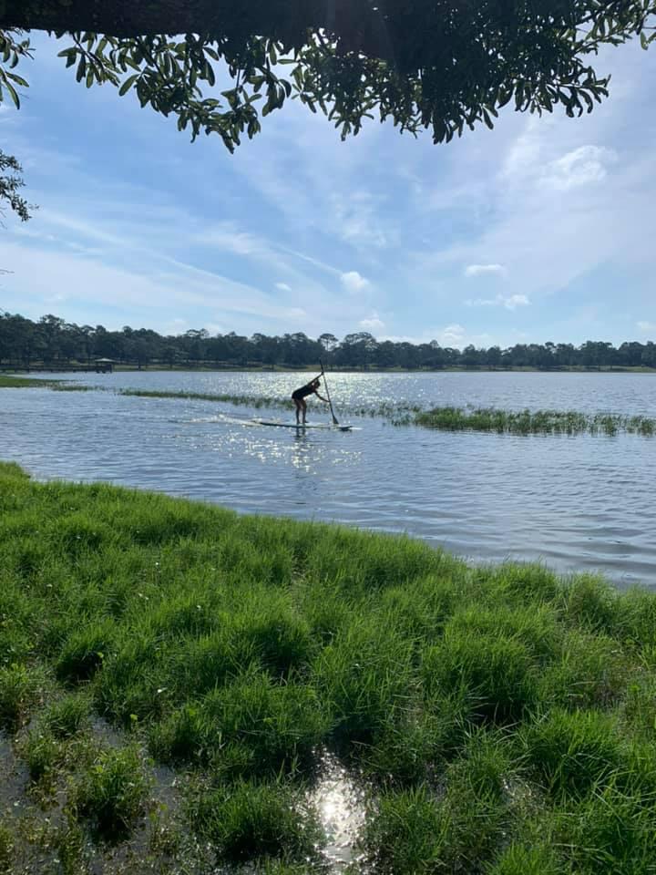 RUN/SUP in Lake Defuniak